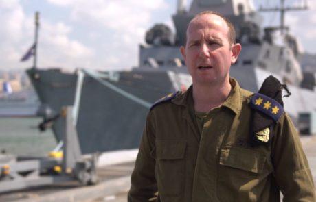 חיל הים סיים אימון מוצלח בלב ים
