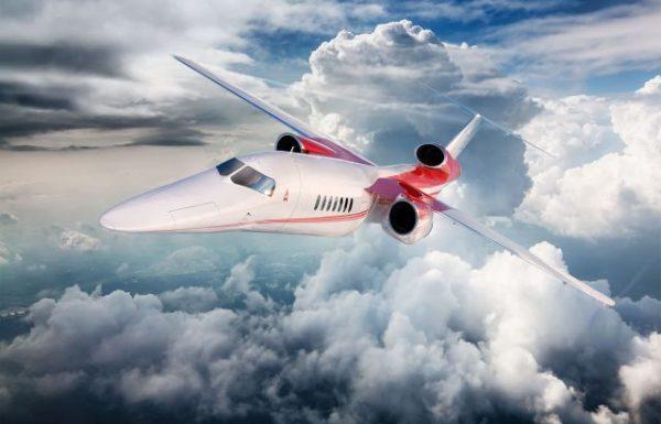 בואינג ואריון מציגות מטוס מנהלים על קולי חדש