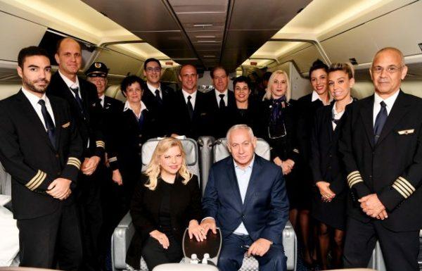 הטיס את ראש הממשלה ורעייתו ויצא מהשירות באל על