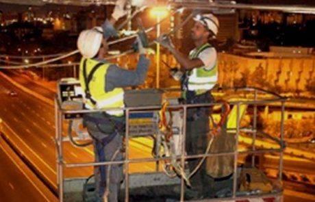 הפסד של 66 מיליון שקל לחברת החשמל בחציון הראשון של השנה