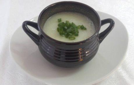 מרק כרובית מוקרם