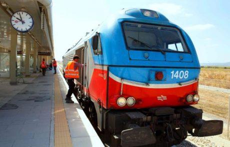רכבת ישראל נערכת למתן שירות מיטבי בתנאי השרב הכבד הצפוי מחר