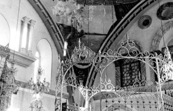 ירושלים: נעצר בחשד למעשה מגונה בקטין בתוך בית כנסת