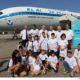 100 ילדים מרחובות ועוטף עזה טסו בטיסת השקה של אל על
