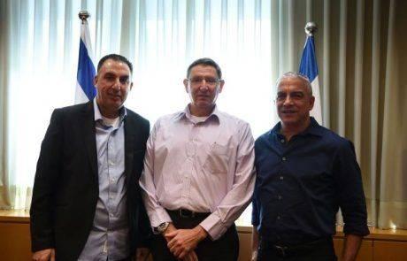 ראש אגף שיקום וראש מנהל מעבר דרומה חדשים במשרד הביטחון