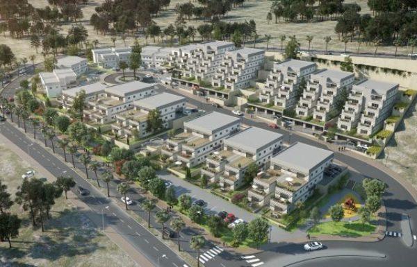 משהב קיבלה היתר לבנות 3 בניינים בפרויקט משכנות אלקנה