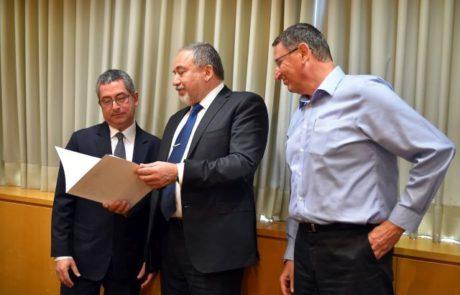 ראש אגף ביטחוני מדיני חדש למשרד הביטחון