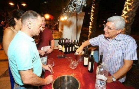 פסטיבל היין בחיפה שפע של טעימות
