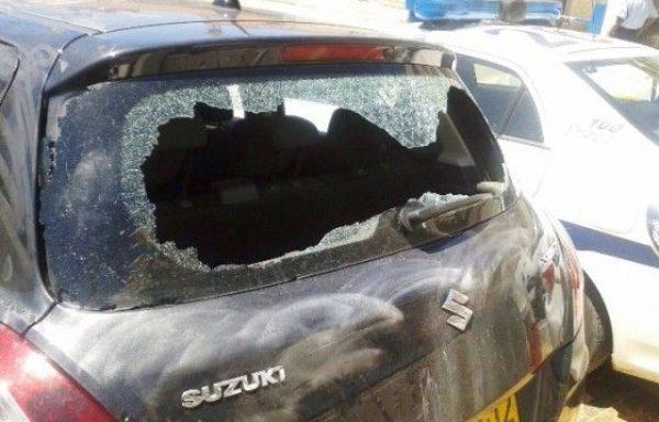 """קצין צה""""ל  הוכה והותקף באבנים על ידי חרדים"""