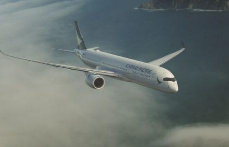 קתאי פסיפיק מוסיפה בחגים טיסה שישית להונג קונג