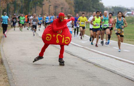 מרוץ התחתונים ה-8 יוצא לדרך
