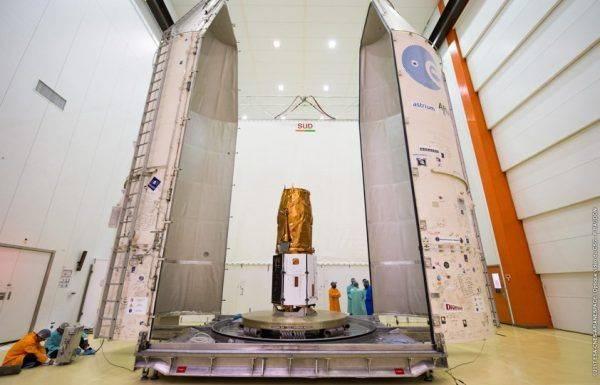 2 לוויני תצפית של התעשייה האווירית ישוגרו לחלל ב- 2 לאוגוסט
