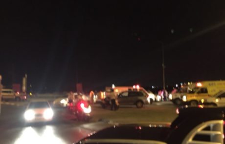 שלושה ישראלים נפצעו בפיגוע דריסה בקרבת הכפר חוסאן