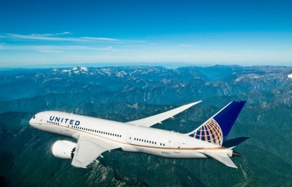 יונייטד איירליינס חנכה טיסה ישירה בין תל אביב לוושינגטון די.סי.