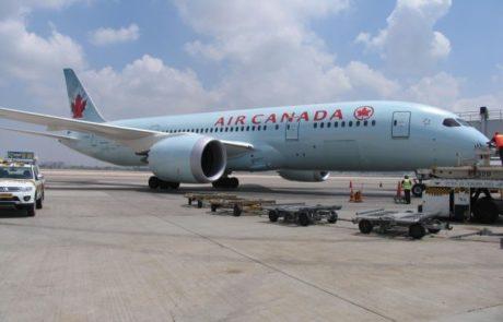בדק מטוסים תתחזק את מטוסי 787 של אייר קנדה
