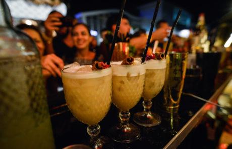 פסטיבל DRINKS מיטב מותגי האלכוהול באירוע יצירתי  חדשני וצבעוני