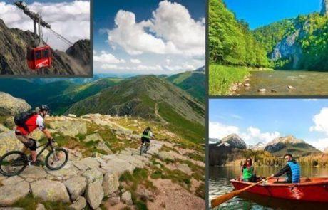 יעד חדש: הרי טאטרה שבסלובקיה