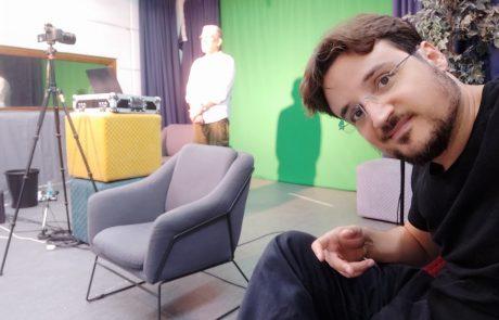 מה קורה מאחורי הקלעים של הטלויזיה הקהילתית באריאל