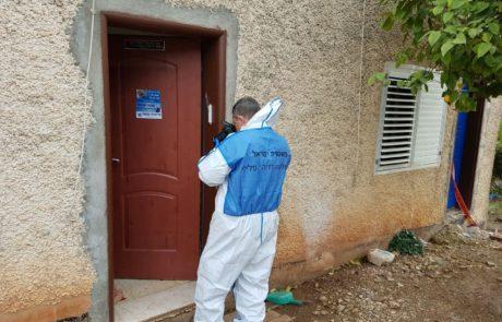 רצח במושבה מגדל – רצח את אשתו, שני ילדיו והבן של השכנים