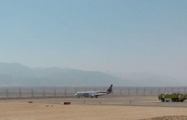נמל התעופה רמון בדרום הוסמך לנחיתות והמראות