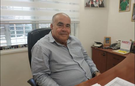 """מנכ""""ל חדש בצל הקורונה : ראיון עם שלמה רואימי"""