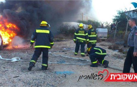 מענה הראשוני של המתנדבים מציל חיים