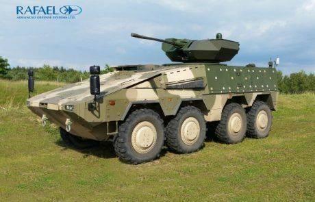 צבא ליטא יצטייד בנשק וטילים מדוייקים של רפאל