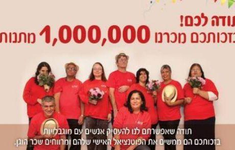 העסקת  בעלי מוגבלויות   תחסוך לקופת המדינה 13 מיליארד שקל