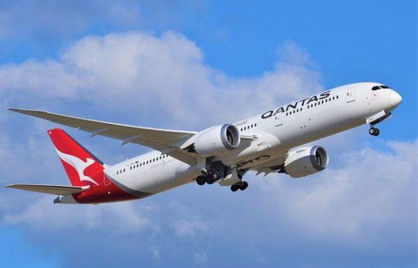 טיסת המבחן המסחרית הארוכה בעולם נחתה בסידני