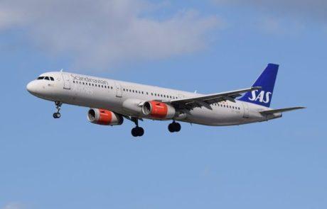 חברת SAS תפעיל בחורף הקרוב טיסות לאילת