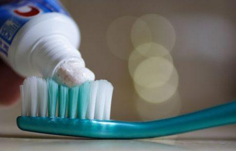 לא תוחמר הרגולציה של משחות שיניים ומי פה ביבוא