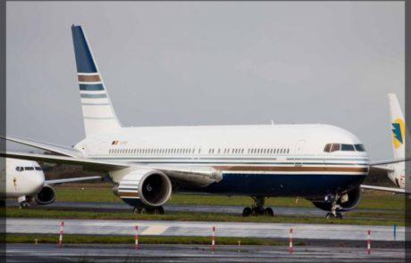 אל על חוכרת מטוס בואינג 767-300
