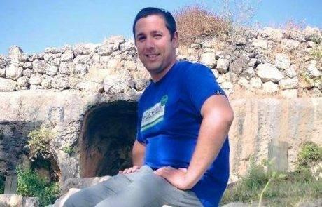 רצח יהודי ערב שבת  בסמוך ליישוב דולב
