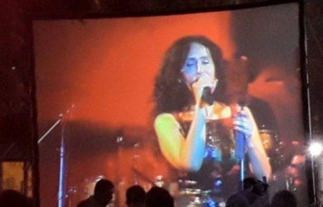 """הזמרת ריטה בשומרון """"אתן גיבורות גדולות """""""
