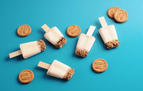 מתכון ארטיק חלב-עוגיות ביתי