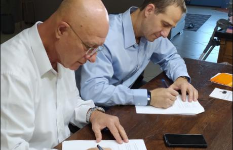 הסכם קואליציוני חדש באריאל: פבל פולב סגן ראש העיר