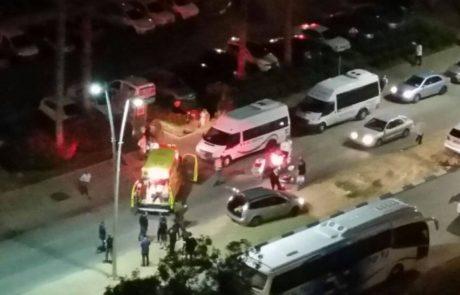ארבעה פצועים בקריית גת