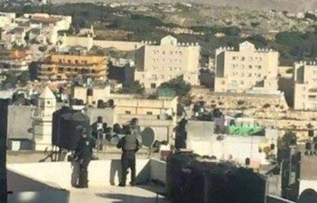 """כוחות צה""""ל נערכים להריסת בית המחבל בשועפאט"""