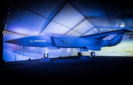 בואינג מציגה מטוס רב תכליתי בלתי מאויש חדש