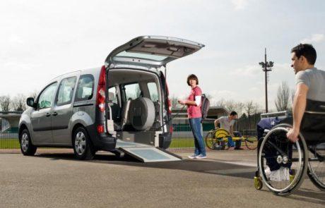 חדש ברנו – מונית נגישה לבעלי מוגבלויות