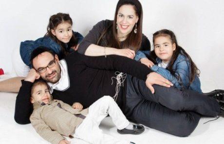צילומי משפחה -רגעים קטנים ומתוקים למזכרת