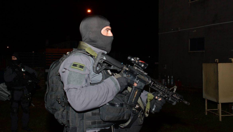 במבצע רחב היקף של משטרת ישראל חוסלה כנופיית טובא זנגרייא