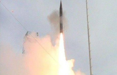 מיירט חץ 3 פגע במטרה בחלל והשמידה