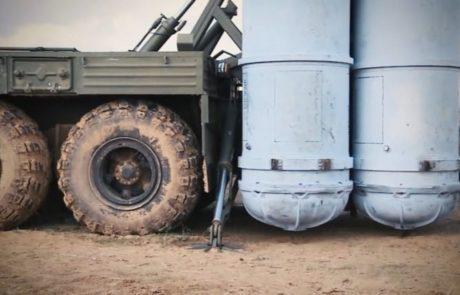 רוסיה השלימה את העברתה של מערכת טילי ה S-300 לצבא סוריה