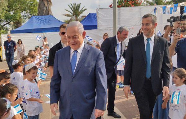 ראש הממשלה באלקנה: בקרוב נחיל ריבונות בשומרון