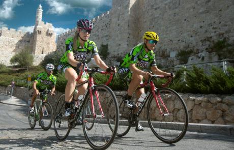 שבוע האופניים בירושלים – GFNY גראן פונדו ניו יורק וסובב yes PLANET