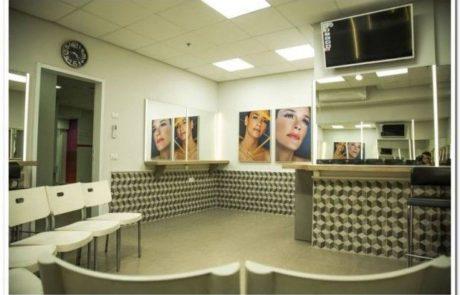 נפתח מתחם לימודי מקצועות היופי הגדול והמתקדם בישראל