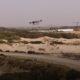 הפתרון לפיזור הפרות הסדר בגבול רצועת עזה  שקיות עם מי בואש
