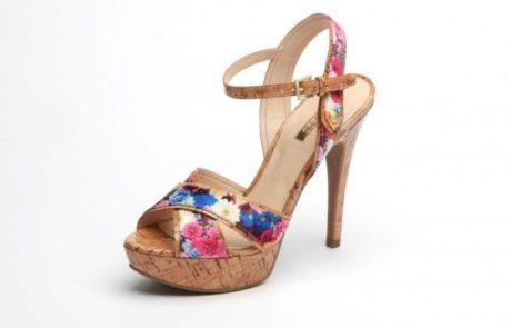 נעליים צבעוניות ואביביות במיוחד