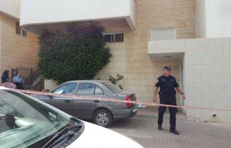 חשד לרצח באריאל